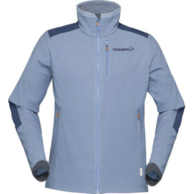 Norrøna Svalbard Warm1 Jacket Women coronet blue